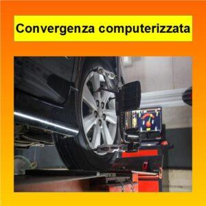 convergenza anteriore e posteriore